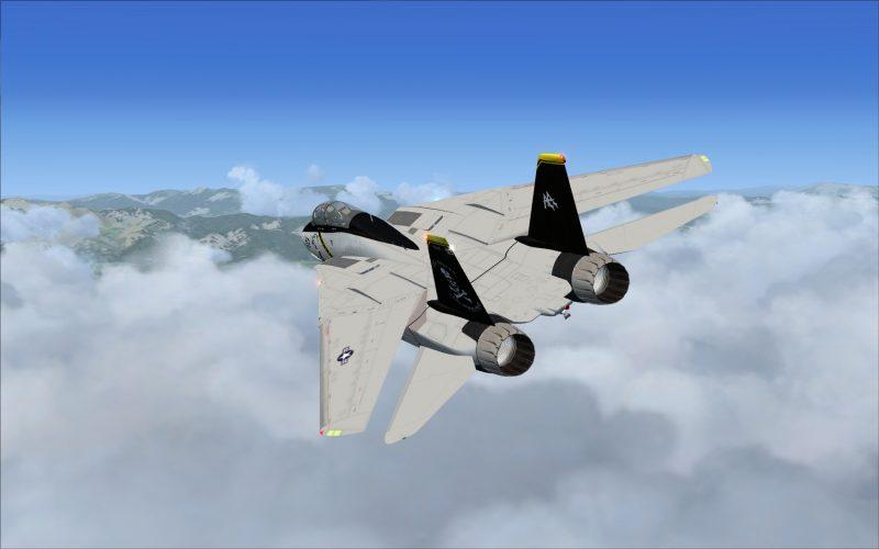 Iris FSX用 F-14 Tomcat