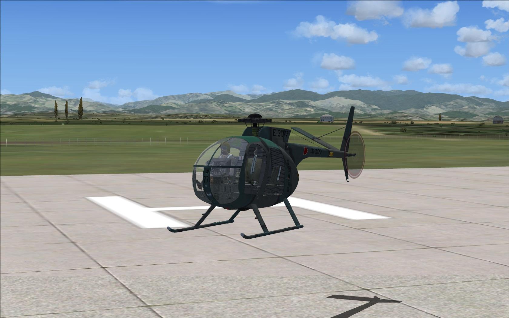 HUGHES OH-6 SERIES(free add)   FSX P3D – フライトシムについて