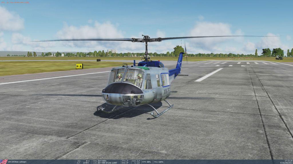 DCS: UH-1H Huey by Belsimtek   FSX P3D – フライトシムについて