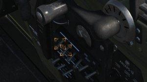 TF-51D ジェネレーターとバッテリーを「ON」にします。