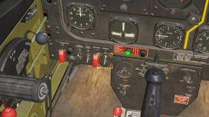 TF-51D プライマースイッチを1秒程度「ON(押しっぱなし)」に