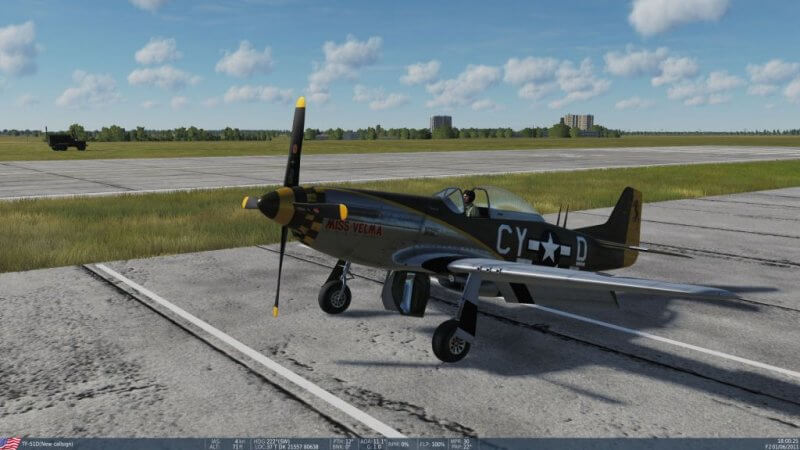 DCS World 2.5 TF-51D