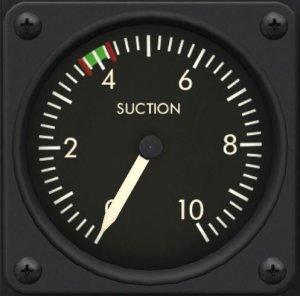 TF-51D サクションゲージ