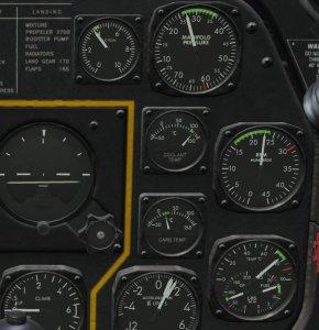 TF-51D パワーチェック