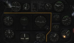 TF-51D 離陸前チェック